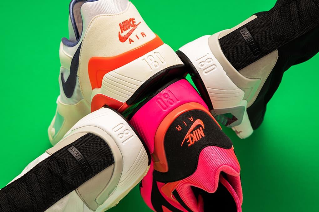 Samye tvorcheskie krossovki unikalnaya istoriya Nike Air Max 180