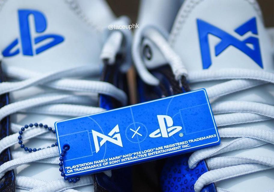 Sony PlayStation 5 Pol Dzhordzh i Nike snova vypustyat legendarnuyu kollaboratsiyu 3