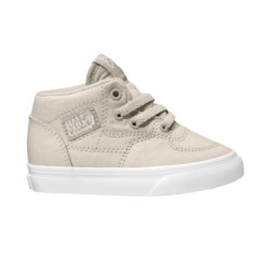 Vans Half Cab Toddler Suiting Silver Lining