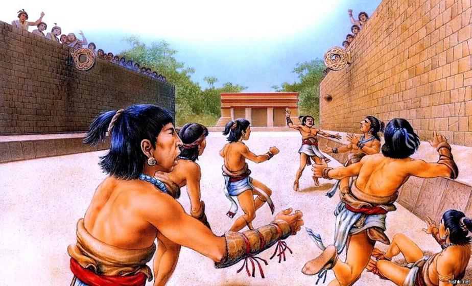 Vo chto igrali drevnie narody Latinskoj Ameriki