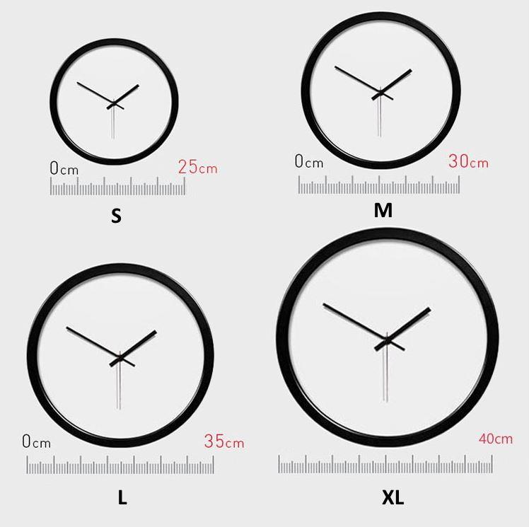 razmer Wall Clock