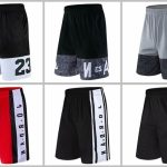 2019 NBA Air Jordan 23 Shorts 1