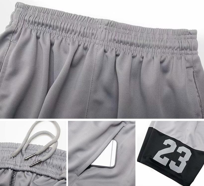 2019 NBA Air Jordan 23 Shorts 3