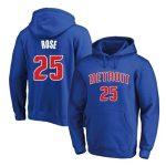 2021 NBA Derrick Rose Multicolor Hoodie 3