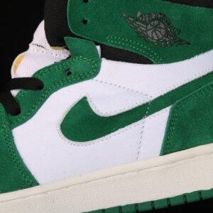 Air Jordan 1 Zoom Comfort Stadium Green 1
