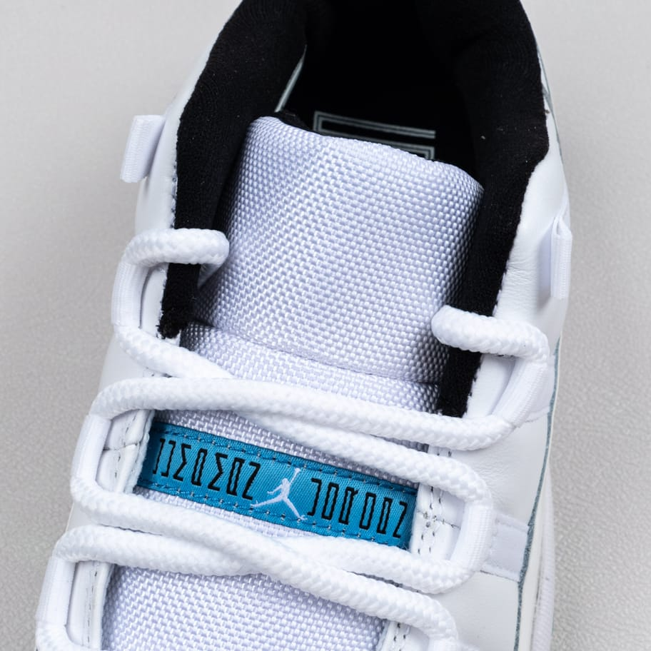 Air Jordan 11 Retro Low Legend Blue 4