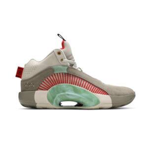 CLOT x Air Jordan 35 Sepia Stone