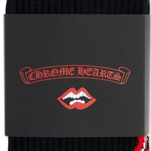 Chrome Hearts 3 Pack Chomper Socks Multicolor 2
