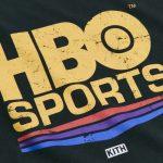 HBO Sports x Kith Vintage Tee Black 3