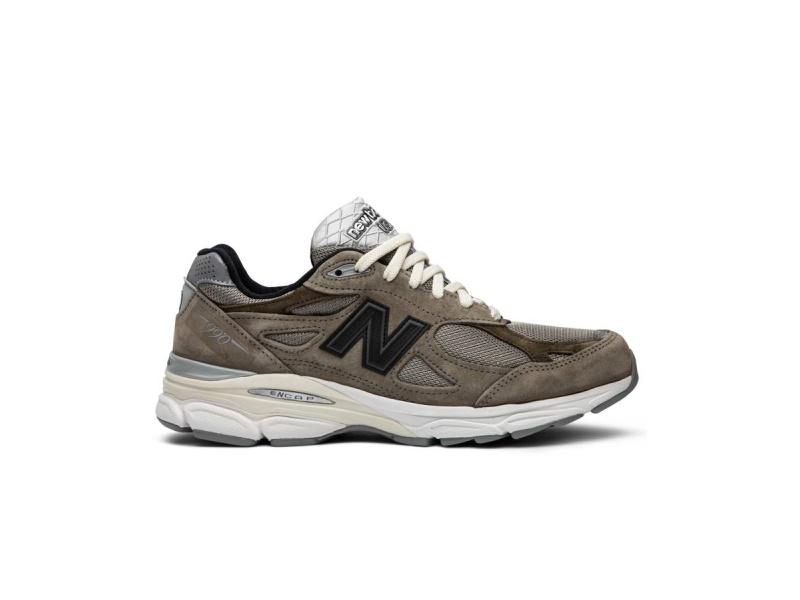 JJJJound x New Balance 990v3 Urban Grey