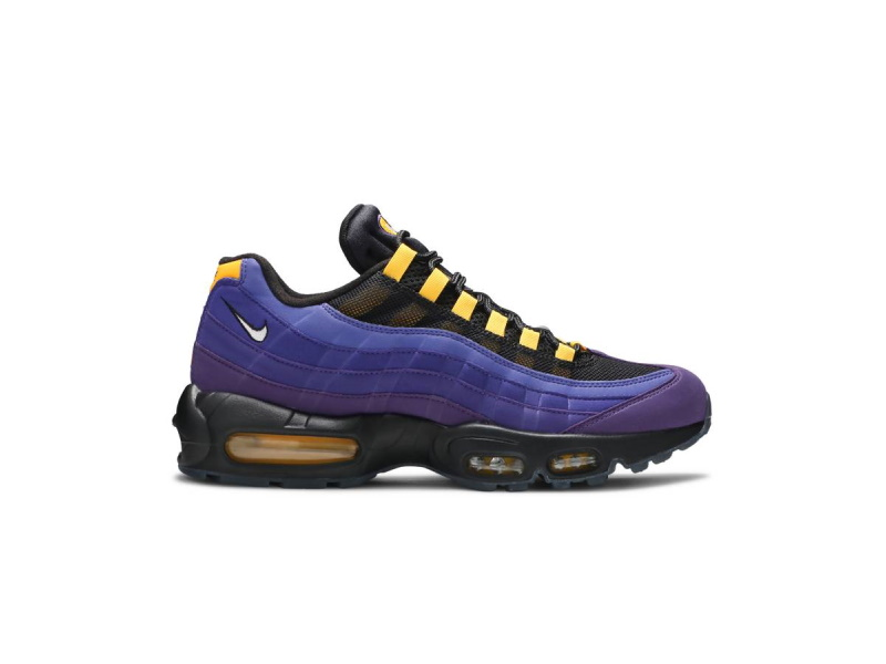 LeBron James x Nike Air Max 95 NRG Lakers