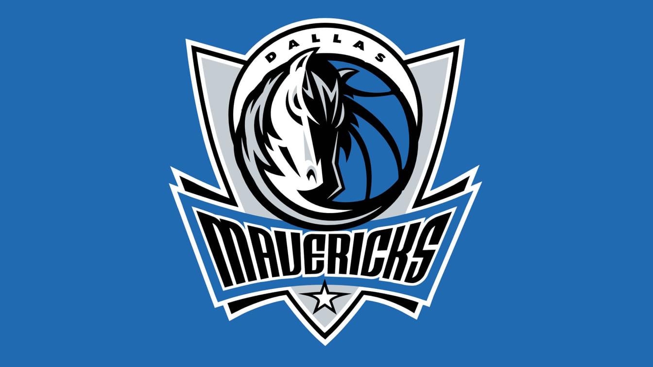 Modnyj rejting klubnyh emblem NBA 10. Dallas Mavericks
