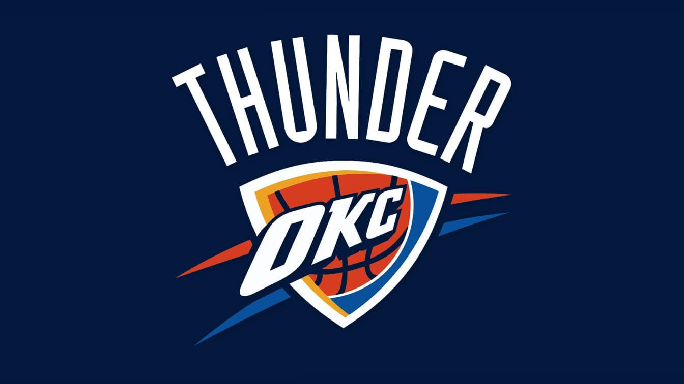 Modnyj rejting klubnyh emblem NBA 7. Oklahoma City Thunder