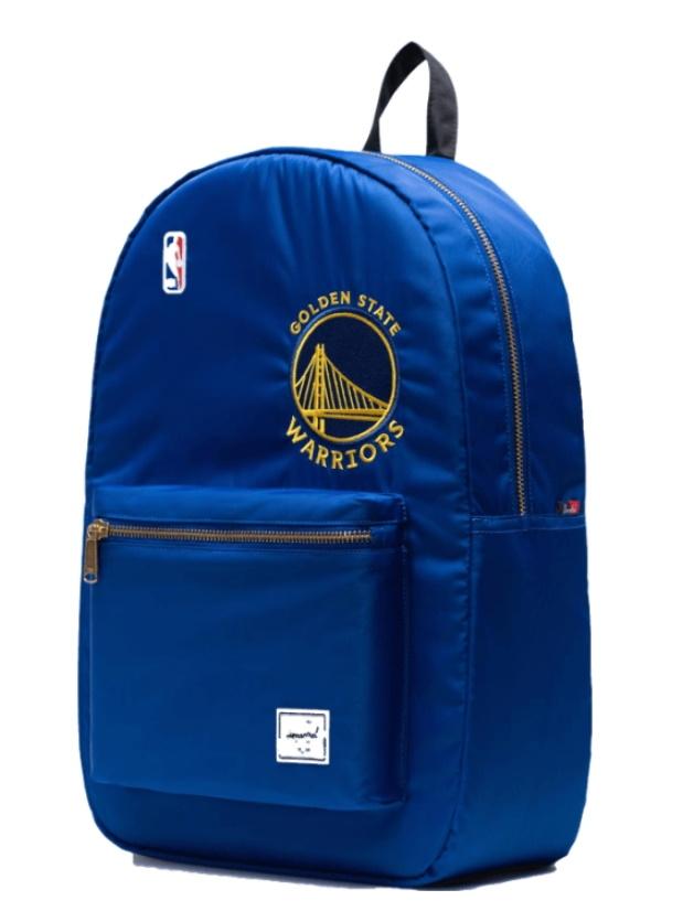 NBA Golden State Warriors Blue Backpack 3