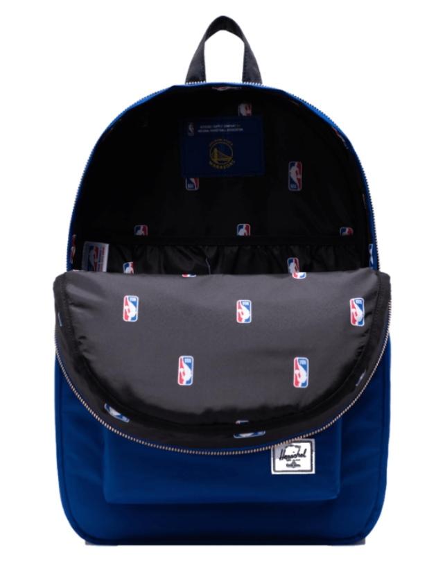 NBA Golden State Warriors Blue Backpack 4