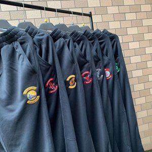 NBA Teams Black Sweatpants 9