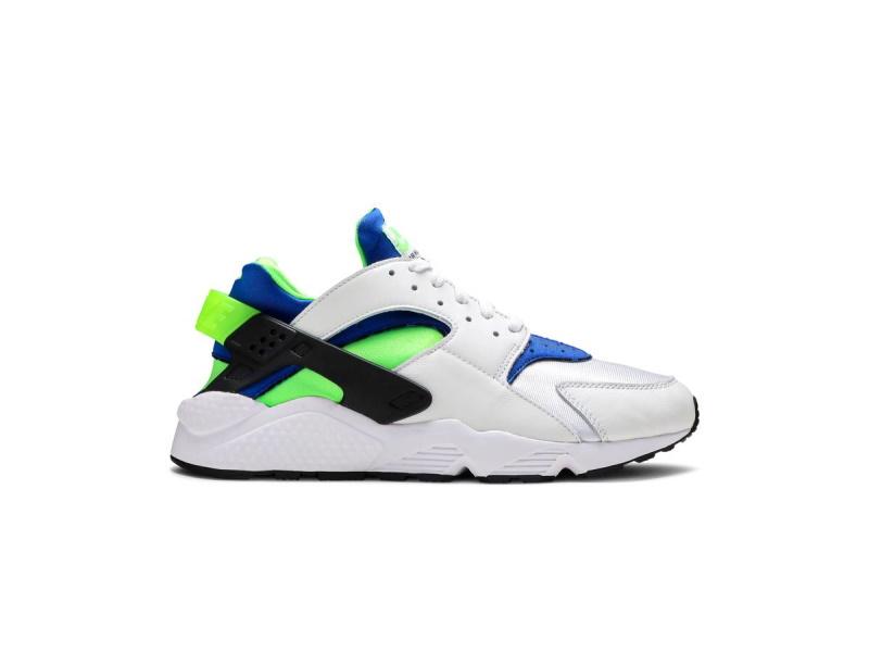 Nike Air Huarache Scream Green 2021