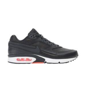 Nike Air Max BW Premium Black Bright Crimson