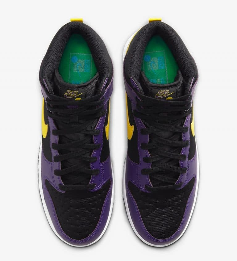 Nike Dunk High EMB Lakers vyshli 29 aprelya 4