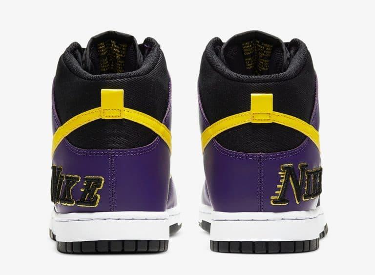 Nike Dunk High EMB Lakers vyshli 29 aprelya 5