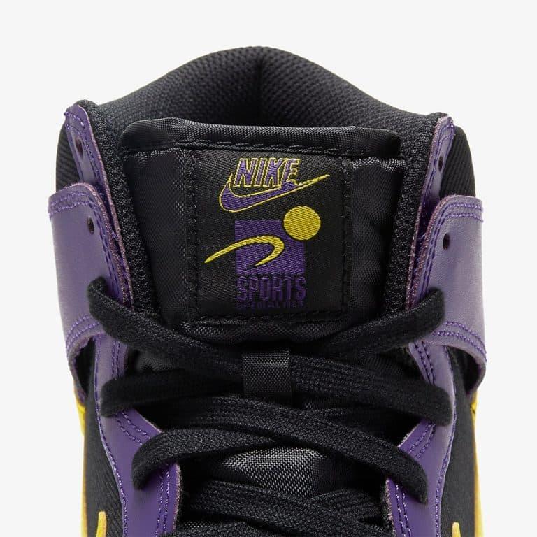 Nike Dunk High EMB Lakers vyshli 29 aprelya 8