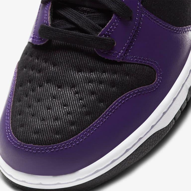 Nike Dunk High EMB Lakers vyshli 29 aprelya 9