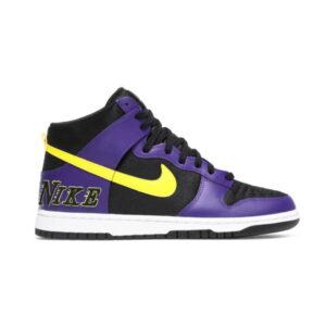 Nike Dunk High Premium EMB Lakers