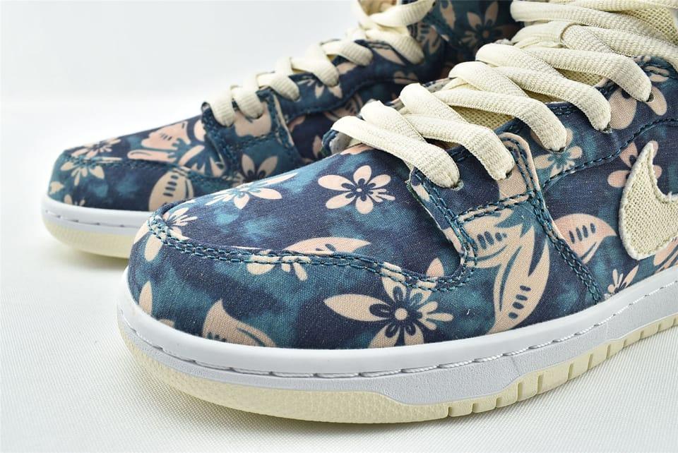 Nike Dunk High SB Maui Wowie 5