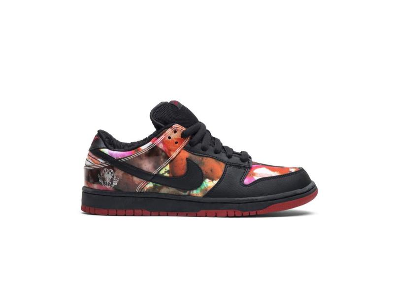 Nike Dunk Low SB Pushead