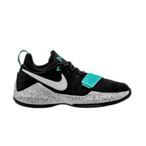 Nike PG 1 GS Black Light Aqua
