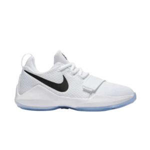 Nike PG 1 GS White Black