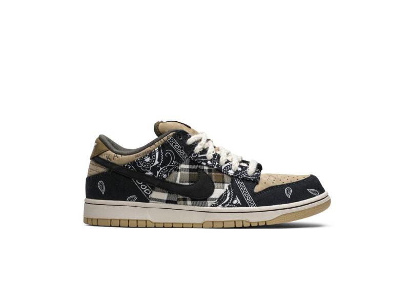 Nike Travis Scott x Dunk Low Premium QS SB Cactus Jack