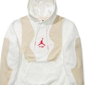 OFF WHITE x Jordan Hoodie White 1