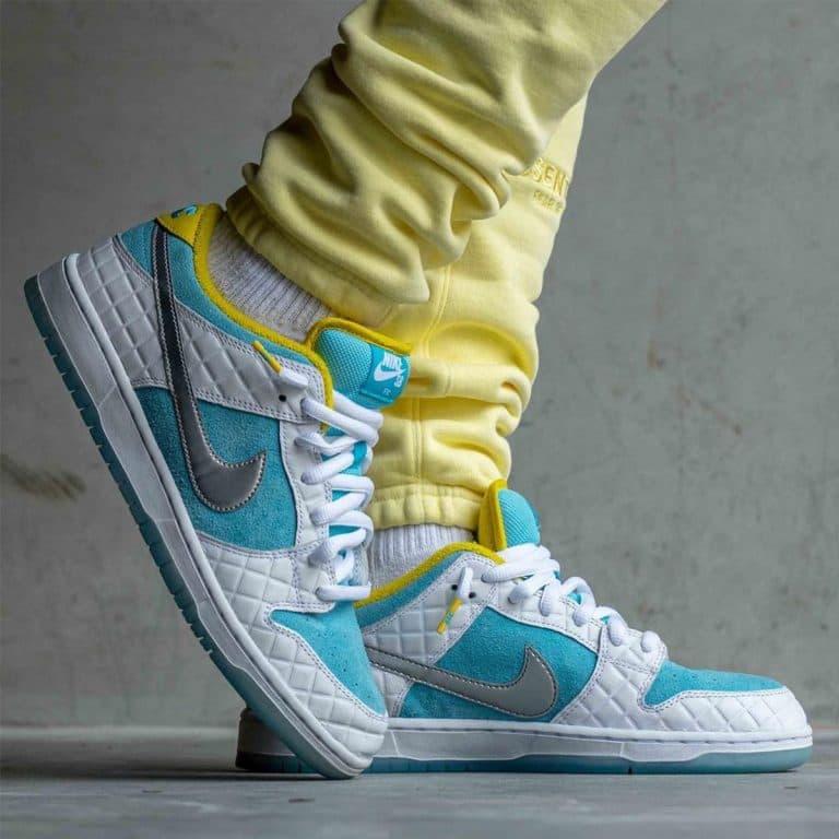 Pervye foto kollaboratsii FTC x Nike SB Dunk Low 4