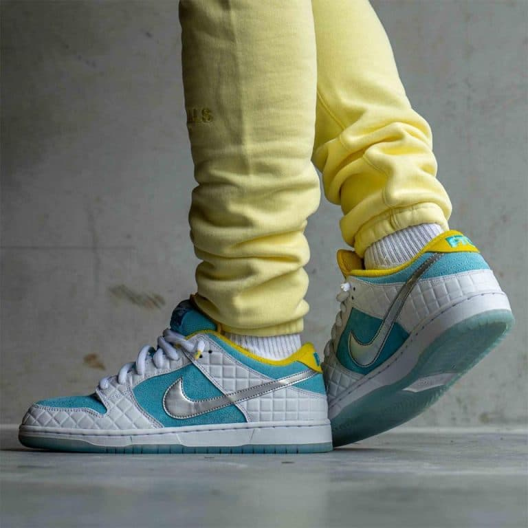 Pervye foto kollaboratsii FTC x Nike SB Dunk Low 5