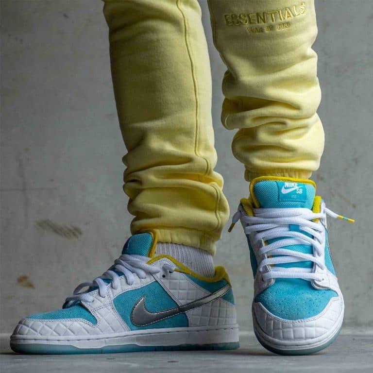Pervye foto kollaboratsii FTC x Nike SB Dunk Low 6