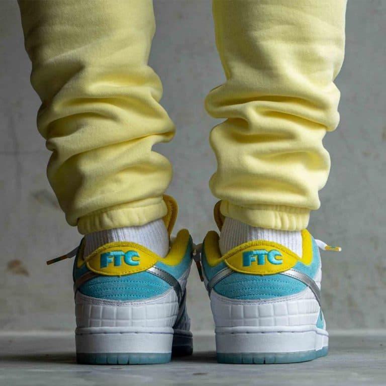 Pervye foto kollaboratsii FTC x Nike SB Dunk Low 7