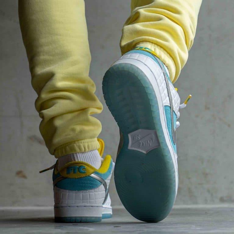 Pervye foto kollaboratsii FTC x Nike SB Dunk Low 8