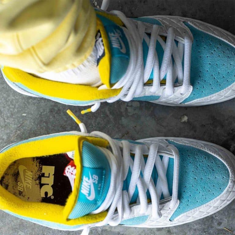 Pervye foto kollaboratsii FTC x Nike SB Dunk Low 9