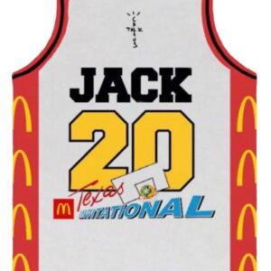 Travis Scott Crew Basketball Unifrom Cactus Jack 2