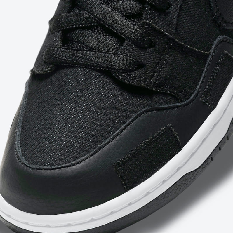 Wasted Youth x Nike Dunk Low SB Black Denim Special Box 6