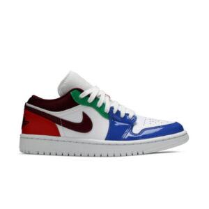 Wmns Air Jordan 1 Low SE Multi Color