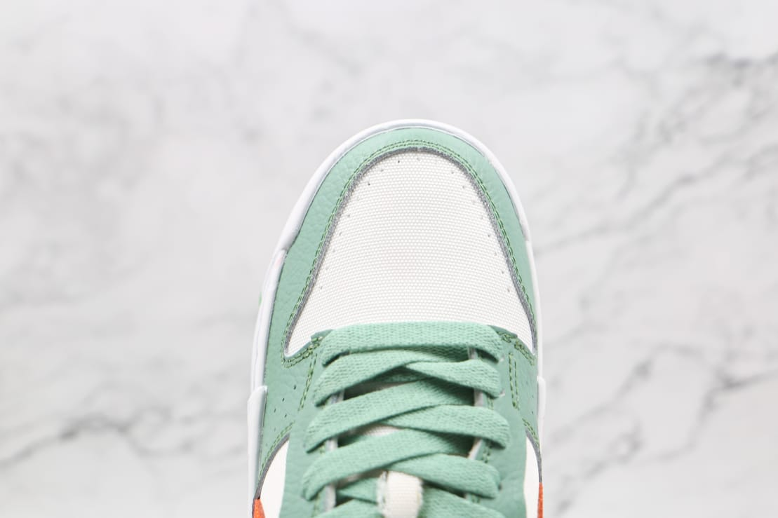 Wmns Nike Dunk Low Disrupt Sea Glass Crimson 8