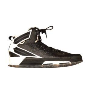 adidas D Rose 6 Boost Black White
