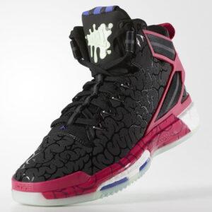 adidas D Rose 6 Boost Night of the Ballin Dead 1