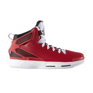 adidas D Rose 6 Boost Red White