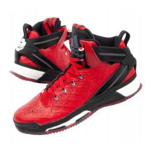 adidas D Rose 6 Boost Scarlet Black 1