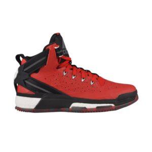 adidas D Rose 6 Boost Scarlet Black