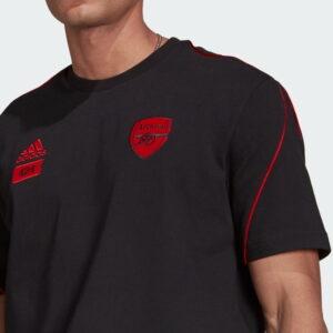 adidas x Arsenal FC x 424 Tee Black 2