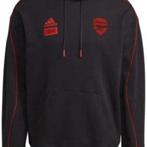 adidas x Arsenal x 424 Hoodie Black 1